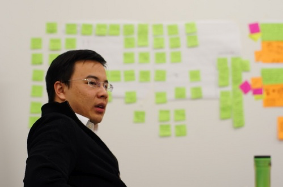 At the Frontier of Design Thinking for Technical Learning with Ray Kung