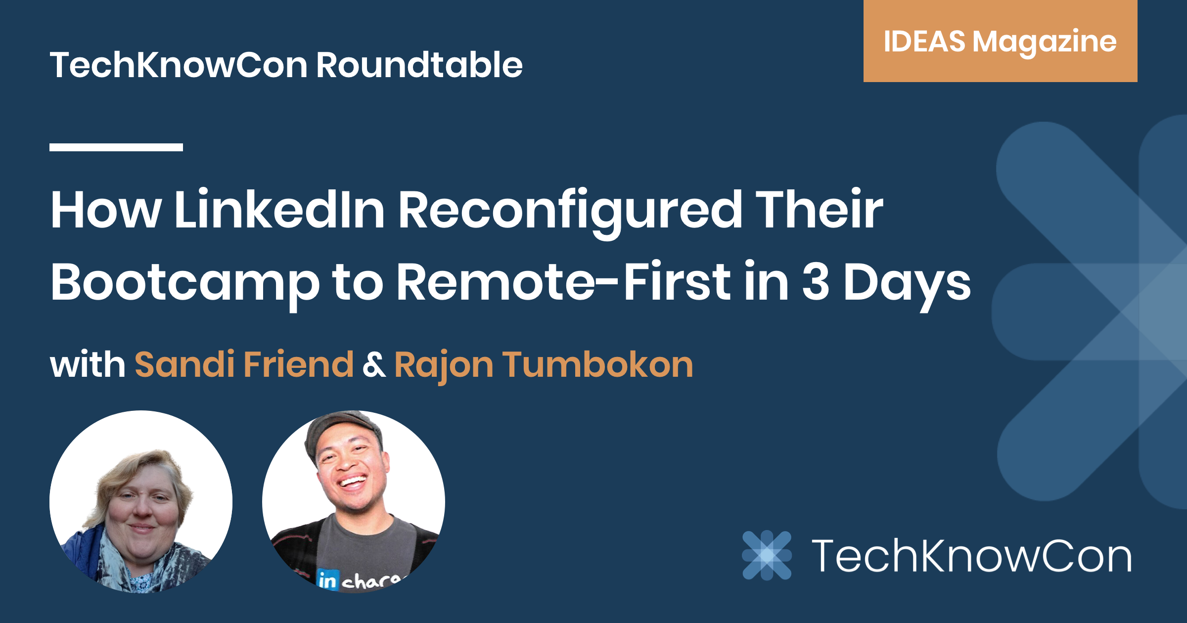 How LinkedIn Reconfigured Their Bootcamp to Remote-First in 3 Days