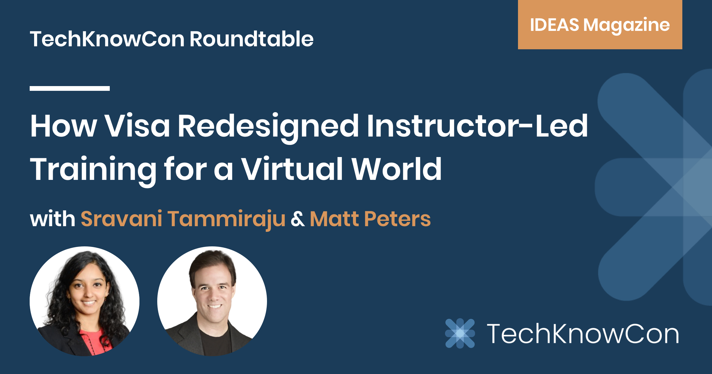 How Visa Redesigned Instructor-Led Training for a Virtual World