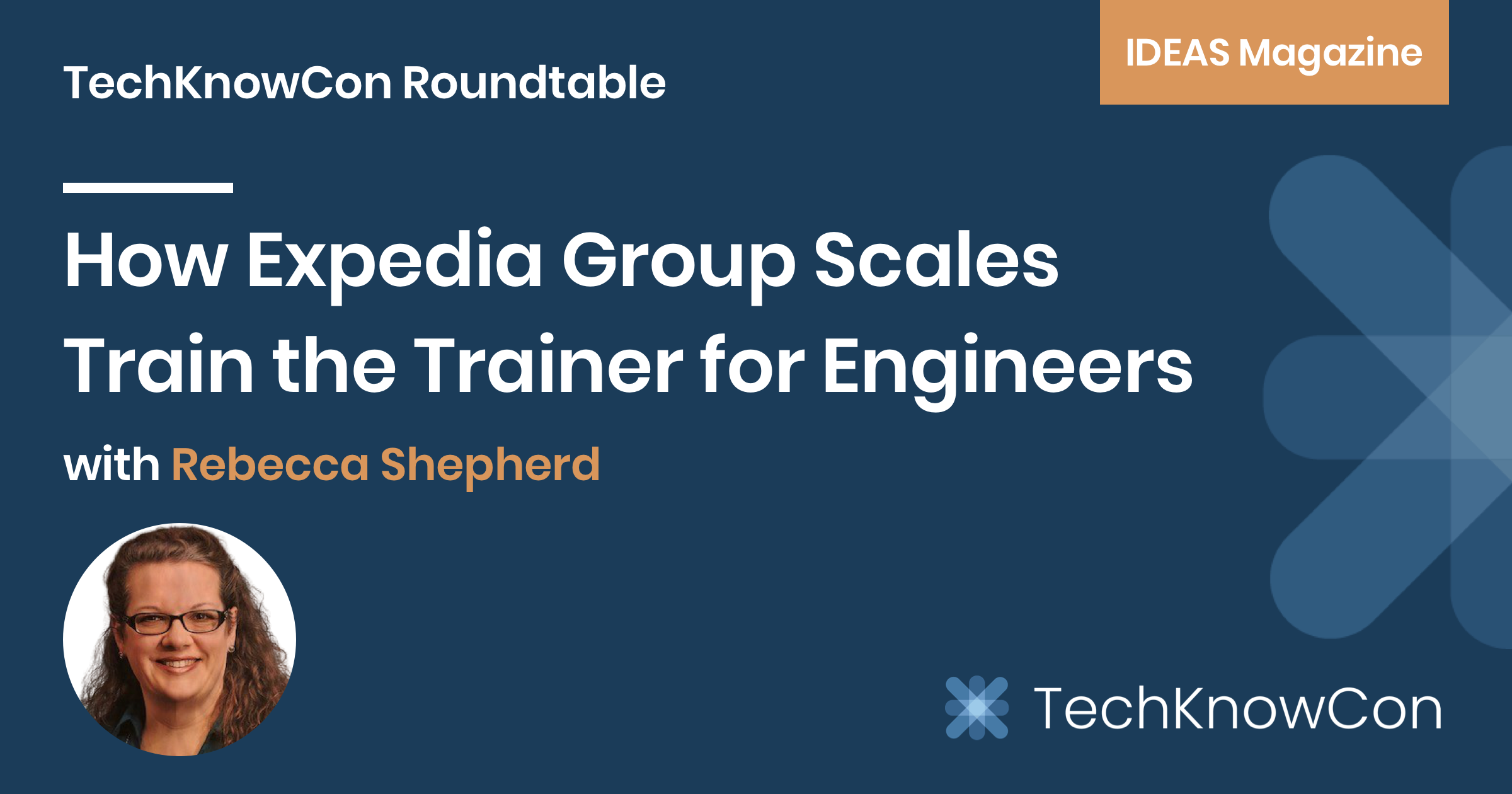 How Expedia Group Scales Train the Trainer for Engineers