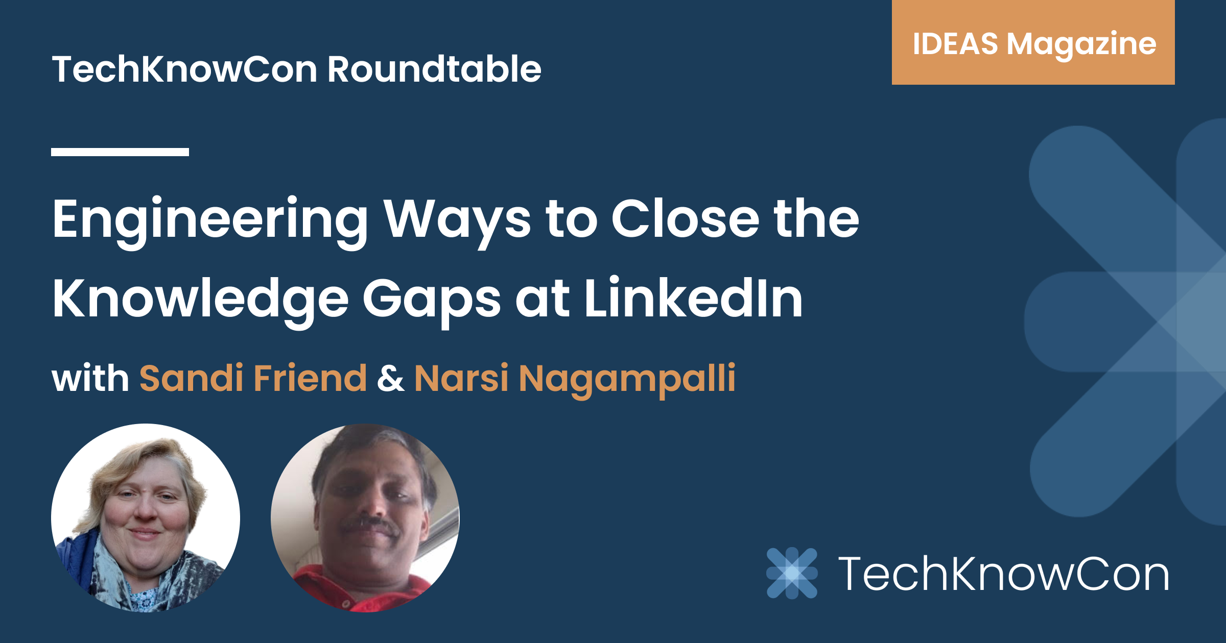 Engineering Ways to Close the Knowledge Gaps at LinkedIn